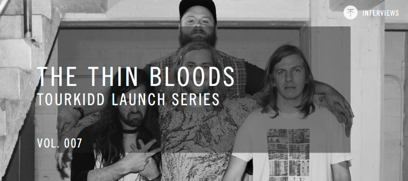 THE THIN BLOODS BLOG